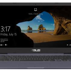 Laptop Asus Canon S406UA-BM033T, 14/ FHD I7-8550U 8Gb 256Gb Uma W10H Grey
