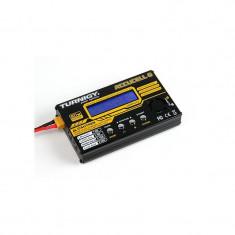 Încărcător Accucel-6 80W 10A Compatibil cu LiPo/LiHV/LiFePO4/Li-Ion/NiMH/Ni-Cd/Pb