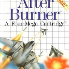 After Burner - SEGA Master System  [Second hand], Simulatoare, 3+, Single player