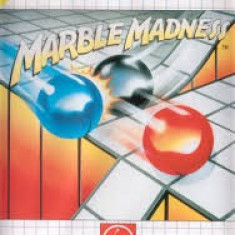 Marble Madness - SEGA Master System  [Second hand], Actiune, 3+, Single player
