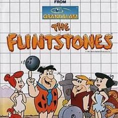 The Flintstones - SEGA Master System  [Second hand], Actiune, 3+, Single player