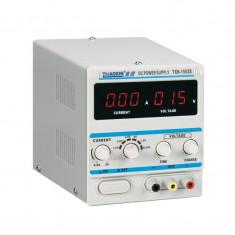 Sursă de Laborator RXN-1502D cu Afișaj Digital (0 - 15 V, 2 A)