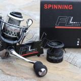 Mulineta FL Spinning FA3000 New 2017 ( Ideala Bologneza , Feeder ) 11 Rulmenti, Fishing Line - FL