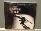 THE COTTON CLUB - SOUNDTRACK (1984/GEFFEN/GERMANY) - ORIGINAL/NOU/SIGILAT, CD, universal records