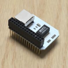 Placă de Expansiune Ethernet pentru Onion Omega