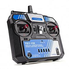 Telecomandă Turnigy TGY-I4X AFHDS/AFHDS 2A și Receptor cu 4 Canale (Mod 2) - Aeromodelism