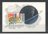 U.R.S.S.1982 Cosmonautica:Programul Intercosmos-Bl.  CU.1165
