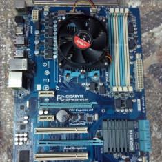 AMD A6-3500 2.1GHz + Gigabyte GA-A55-DS3P - Placa de Baza