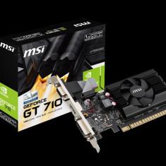 Vga Msi Gt 710 1Gb Gt 710 1Gd3 Lp - Placa video PC