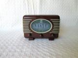 Radioreceptor reproducere miniatura Radialva Super groom 1940, radio de colectie
