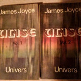 ULISE  - James Joyce 2 volume
