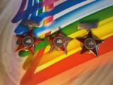 Medalii fruntas in intrecerea socialista anii 1966/67
