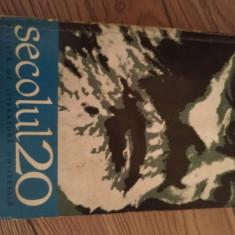 Revista de literatura universala - sec 20 Rb - Carte mitologie