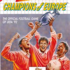 Champions of Europe -  SEGA Master System [Second hand] cd, Sporturi, 3+, Single player