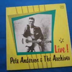 VINIL ROCK PETE ANDERSOS END THE ARCHIVES-LIVE 1