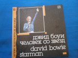 VINIL ROCK DAVID BOWIE -STARMAN, Melodia