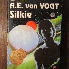 A. E. VAN VOGT - SILKIE - Carte SF
