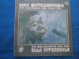 VINIL ROCK ELLA FITSGERALD-THE DUKE ELLINGTON SONG BOOK