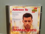 EROS RAMAZZOTTI - ADESSO TU (1986/BMG-ARIOLA/GERMANY) - ORIGINAL/, CD, BMG rec
