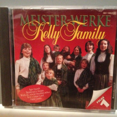 KELLY FAMILY - MASTER WORKS vol 1 (1992/SPECTRUM/GERMANY) - cd ORIGINAL - Muzica Pop Polydor