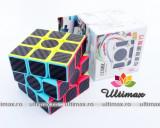 ZCube  3x3x3 - Cub Rubik 3x3x3 Profesional + Stand pentru cub gratuit