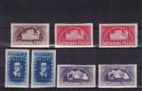ROMANIA 1948  LP 242  SAPTAMANA PRESEI  DEMOCRARE  SERIE MNH