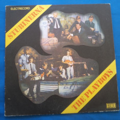 VINIL ROCK FORMATIILE STURBINERNA SI THE PLAYBOYS - Muzica Rock electrecord