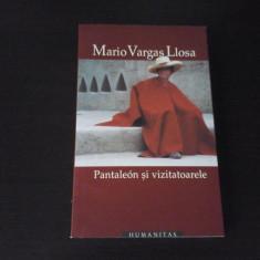 Pantaleon si vizitatoarele - Mario Vargas Llosa - Humanitas, 2008, 291 pag