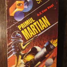 A E VAN VOGT - PRIMUL MARTIAN - Carte SF