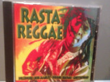 RASTA REGGAE - VARIOUS ARTISTS (2000/CREOLE/GERMANY) - cd ORIGINAL