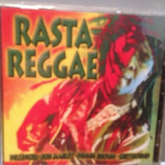 RASTA REGGAE - VARIOUS ARTISTS (2000/CREOLE/GERMANY) - cd ORIGINAL - Muzica Reggae