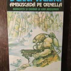 AMBUSCADA PE ORNELLA -DANIEL WALTHER - Carte SF