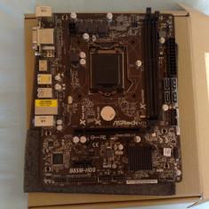 Placa de baza ASRock B85M-HDS socket 1150 - resigilata, Pentru INTEL, LGA 1150, DDR 3, MicroATX