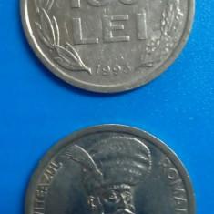 SV * Romania  100  LEI  1993   circulat