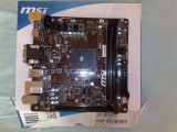 Placa de baza MSI AM1I Socket AM1 32g DDR3,Usb 3.0,hdmi, Pentru AMD, DDR 3
