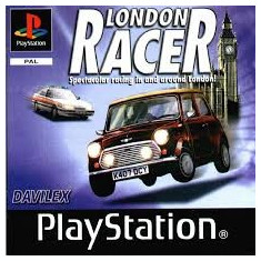 London Racer  - PS1 [Second hand], Multiplayer, Curse auto-moto, Toate varstele