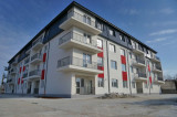 Apartament 3 camere Militari Rosu bloc nou, Parter