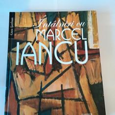 Intalniri cu Marcel Iancu - Geo Serban, album. - Album Arta