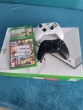 Consola Xbox One S + 2controllere si 3 jocuri