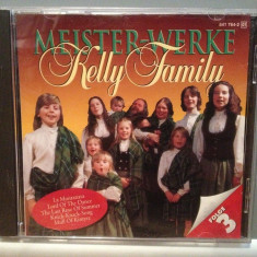 KELLY FAMILY - MASTER WORKS vol 2 (1992/SPECTRUM/GERMANY) - cd ORIGINAL - Muzica Pop Polydor