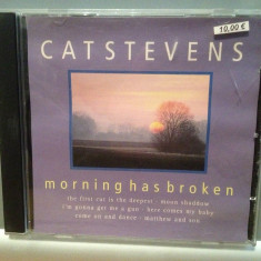 CAT STEVENS - MORNING HAS BROKEN (2000/EUROSOUND/GERMANY) - cd ORIGINAL - Muzica Rock MCA rec