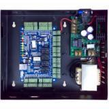 Centrala control acces IP pentru 4 usi unidriectionale (sau 2 bidir )