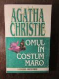 OMUL IN COSTUM MARO -AGATHA CHRISTIE