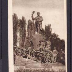 CRAIOVA  STATUIA CAROL I, Necirculata, Printata