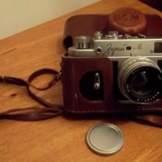aparat foto zorki 4 vintage