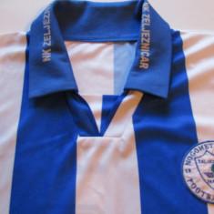 Tricou fotbal - NK ZELJEZNICAR SARAJEVO (Bosnia Herzegovina) - Tricou echipa fotbal, Marime: XL, Culoare: Din imagine, De club, Maneca scurta
