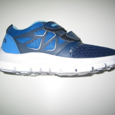 Pantofi sport unisex copii WINK;cod FC7061-2(albastru);-1(negru);marime:30-34 - Adidasi copii Wink, Marime: 31, 32, 33, 35, Piele sintetica
