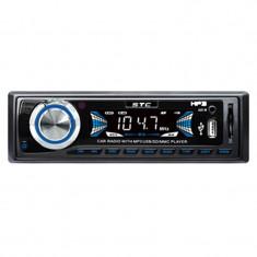 Radio Player Auto Zappin 2000U, FM, MP3, SD, USB, AUX, 4x65W, 4xRCA - CD Player MP3 auto