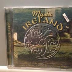 MYSTIC IRELAND - VARIOUS ARTISTS (2002/DELTA/GERMANY) - cd ORIGINAL - Muzica Folk Galaxy