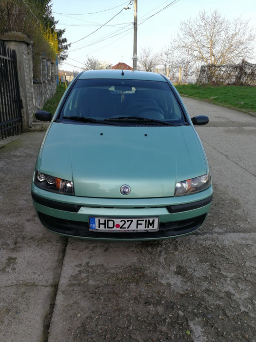 Fiat Punto 1,2 16V,automat Speedgear, inmatriculat